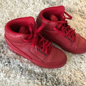 Nike Python Air All Red